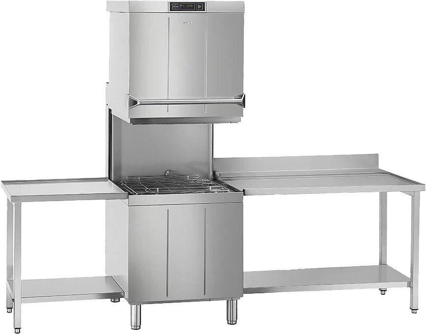 Купольная посудомоечная машина SMEG HTY611D - 8