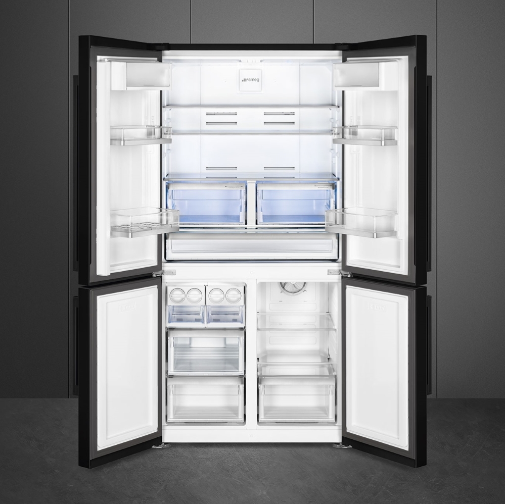 Холодильник SMEG FQ60NDF - 1
