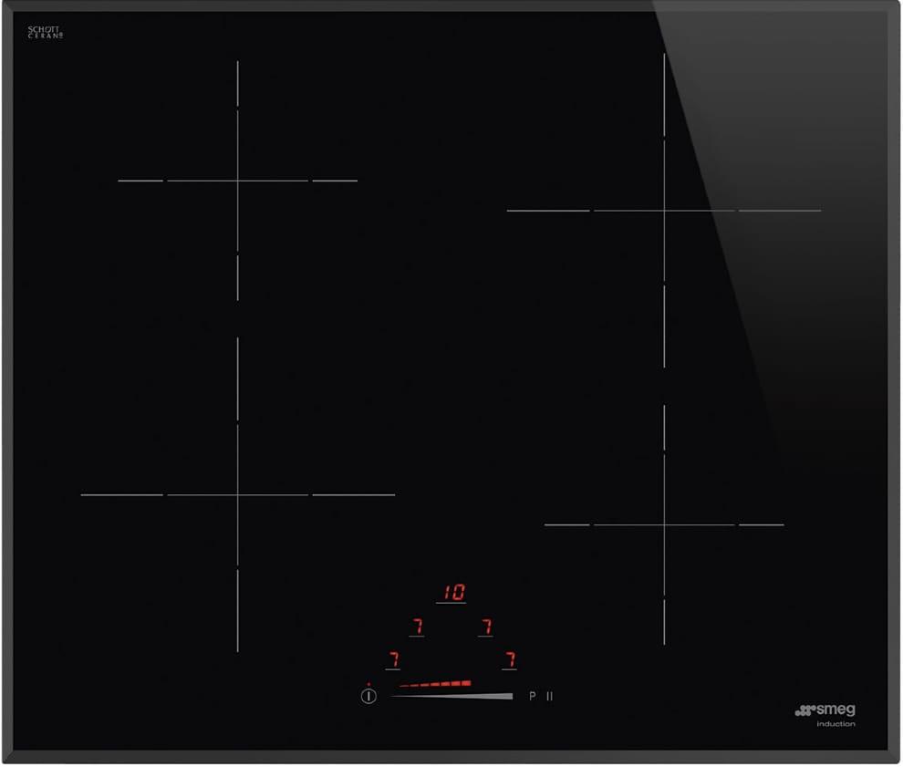 Индукционная варочная панель SMEGSI4642B - 1
