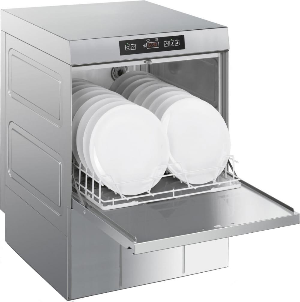 Посудомоечная машина сфронтальнойзагрузкой SMEGUD505DS - 7