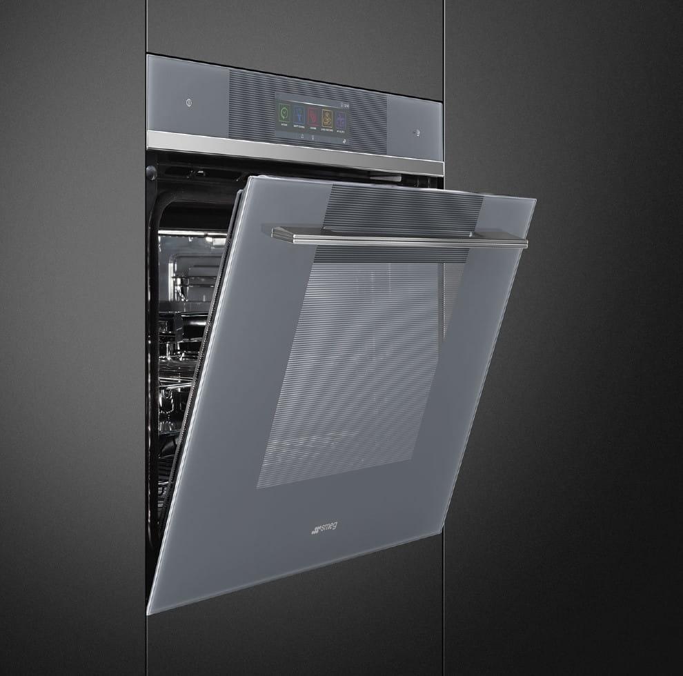 Электрический духовой шкаф SMEGSFP6106WTPS - 2