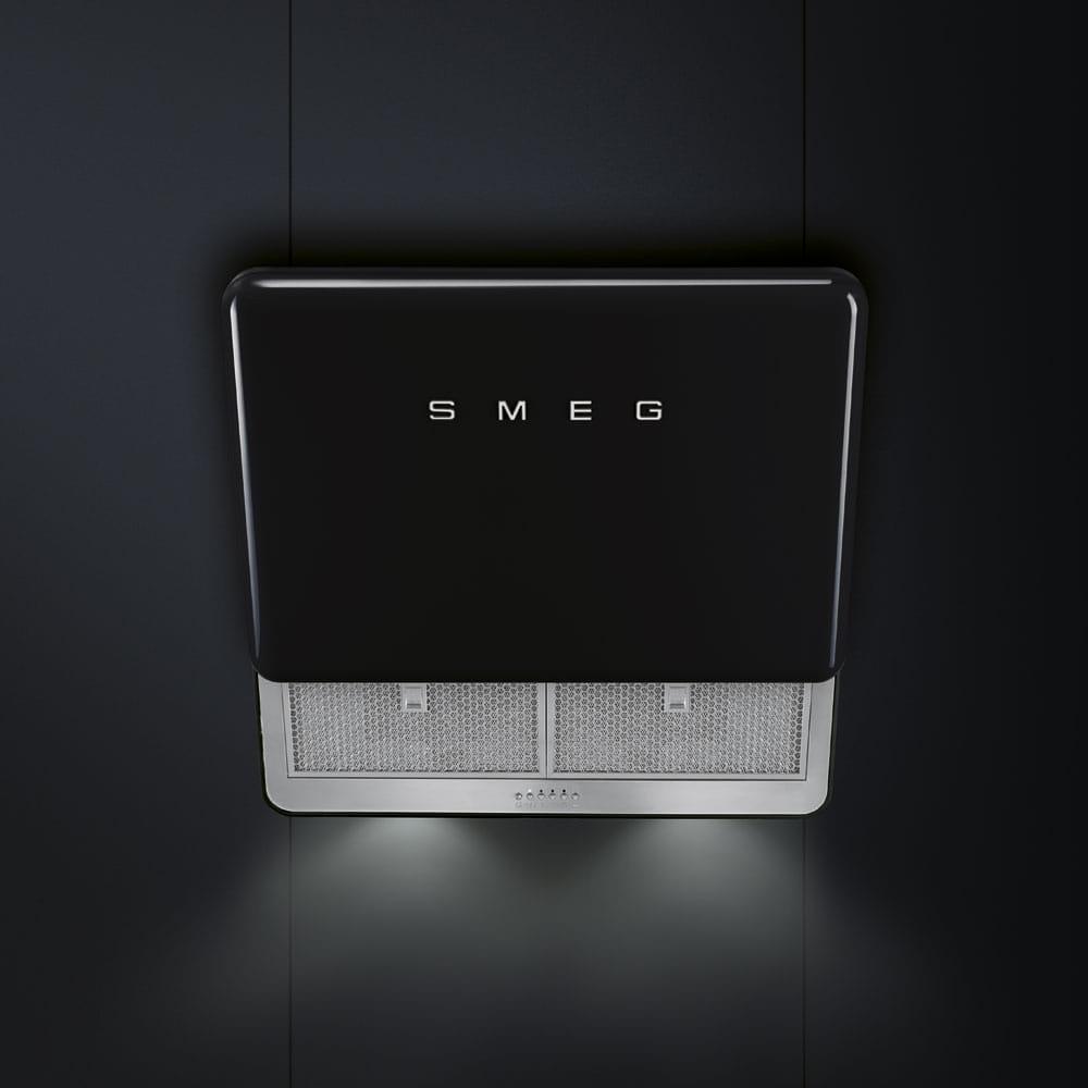 Вытяжка SMEG KFAB75BL - 2