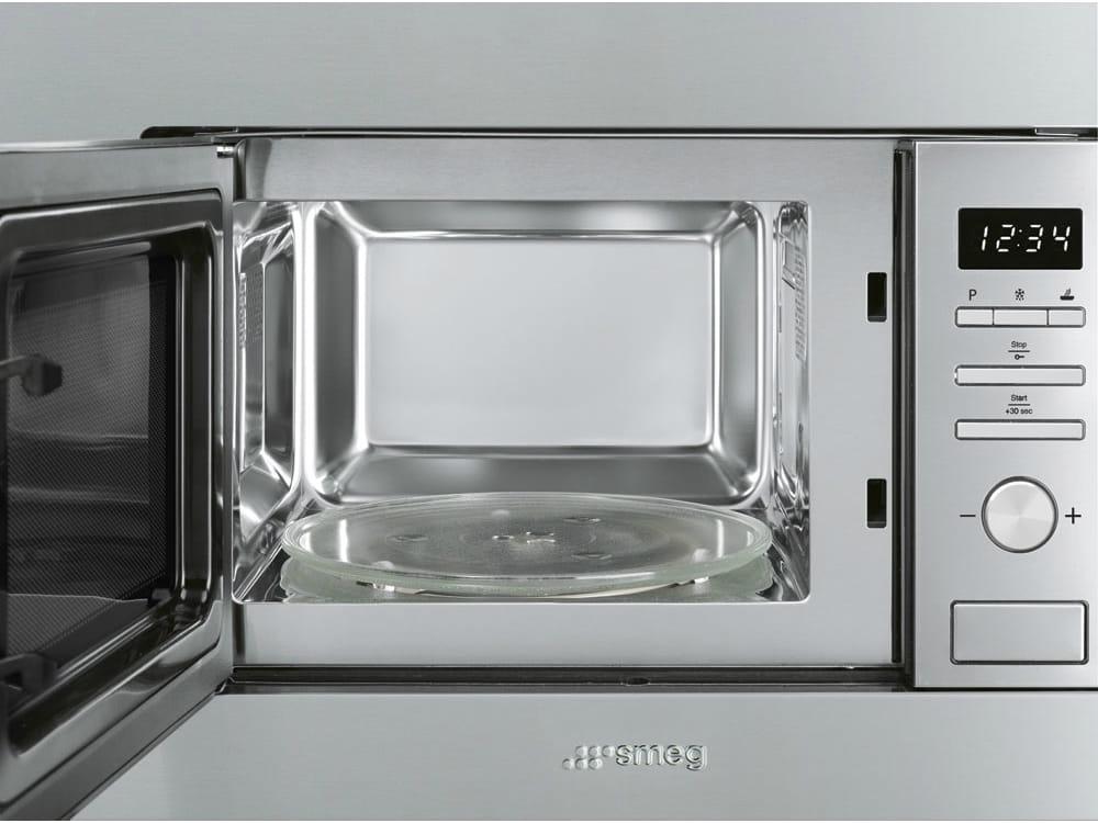 Микроволновая печь SMEG FMI017X - 1