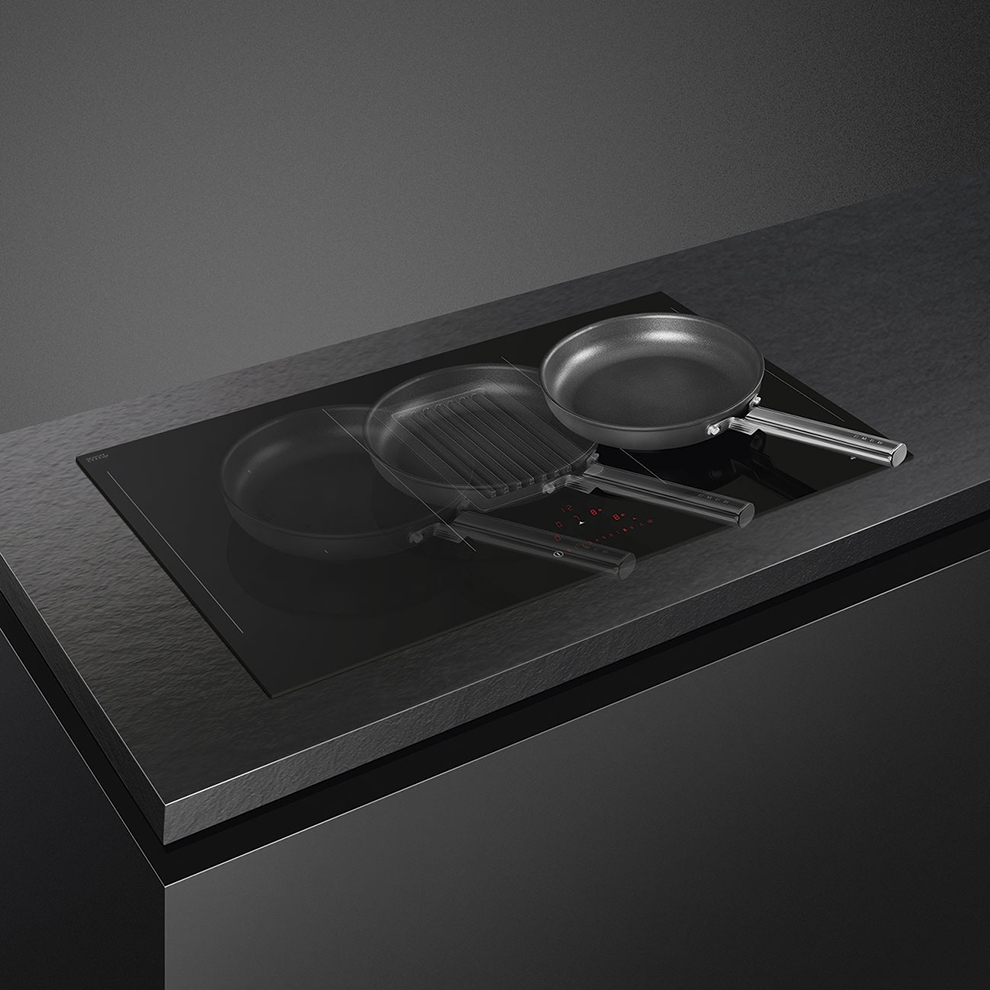 Индукционная варочная панель SMEGHOBD482D - 3
