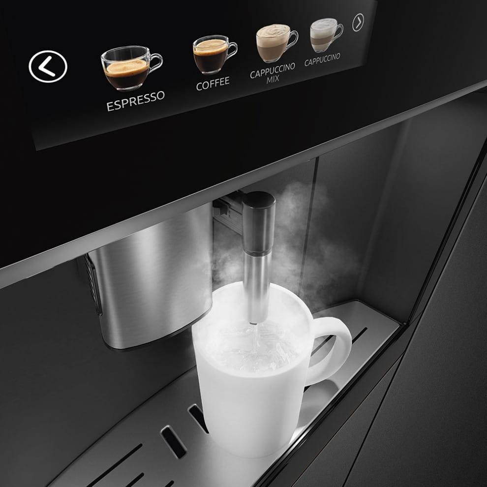 Встраиваемая кофемашина SMEGCMS4604NX - 4