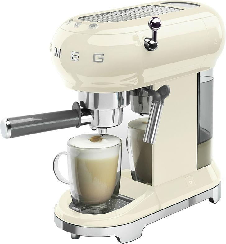 Кофемашина SMEG ECF01CREU - 7