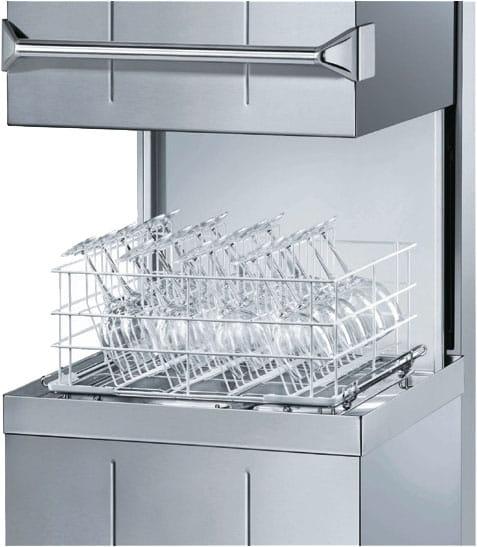 Купольная посудомоечная машина SMEG HTY611D - 2