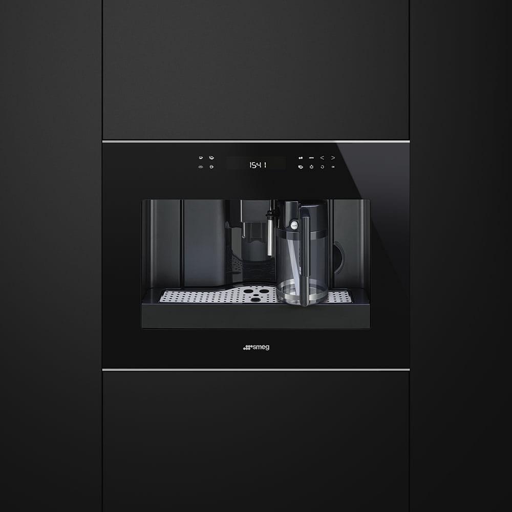 Встраиваемая кофемашина SMEGCMS4601NX - 1