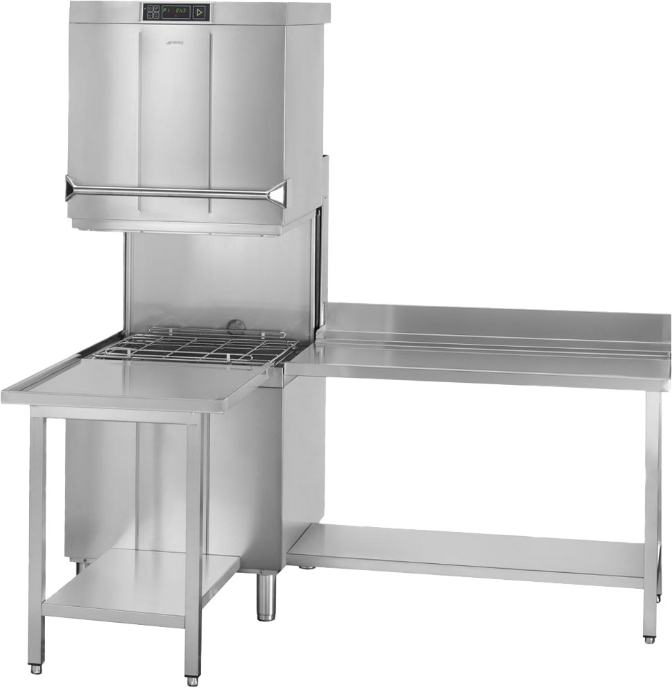 Купольная посудомоечная машина SMEG HTY615D - 7