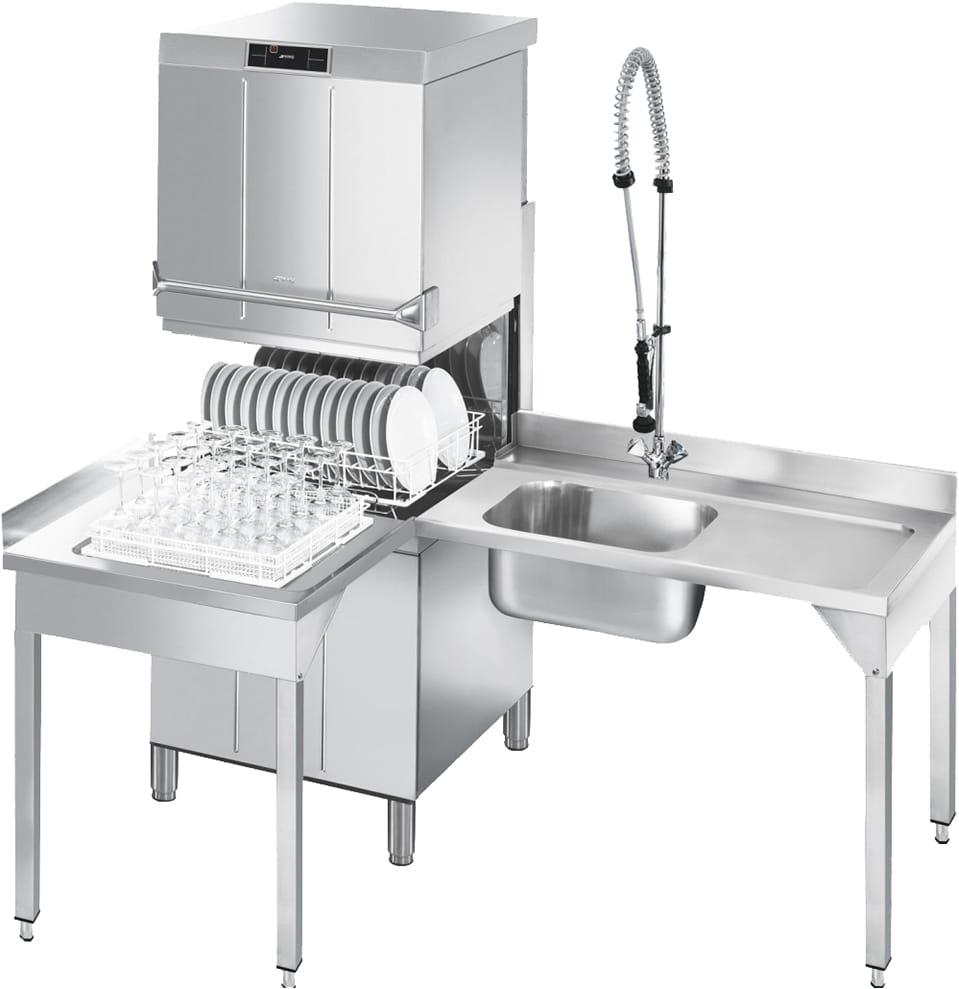 Купольная посудомоечная машина SMEG HTY625D - 3