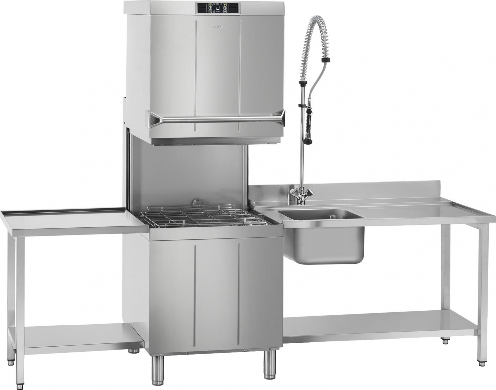 Купольная посудомоечная машина SMEG HTY625D - 4