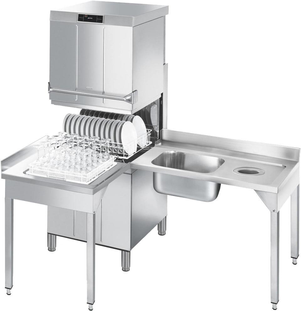 Купольная посудомоечная машина SMEG HTY625DS - 2