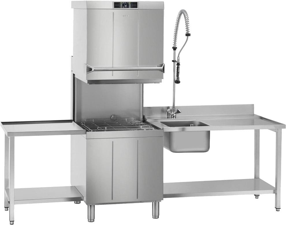 Купольная посудомоечная машина SMEG HTY625DS - 4
