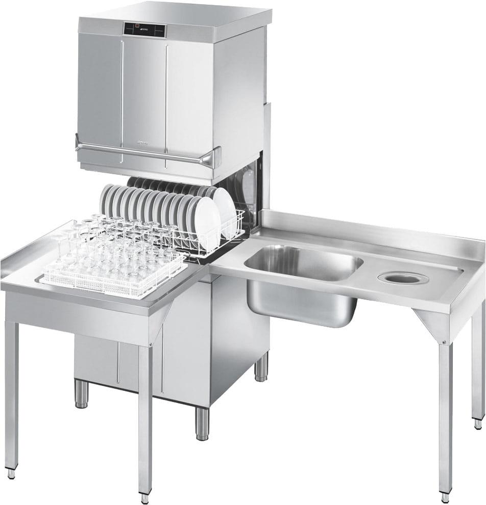 Купольная посудомоечная машина SMEG HTY625DEH - 3