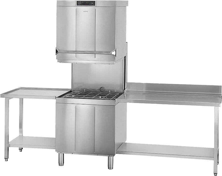 Купольная посудомоечная машина SMEG HTY615DS - 7