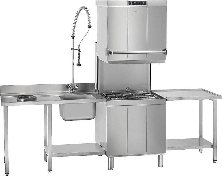 Купольная посудомоечная машина SMEG HTY615DS - 11