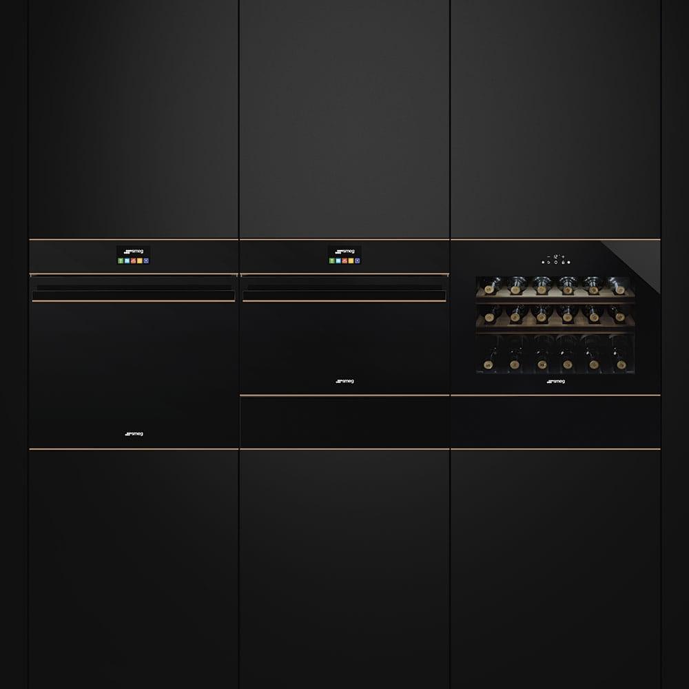 Электрический духовой шкаф SMEGSF4604WVCPNR - 3