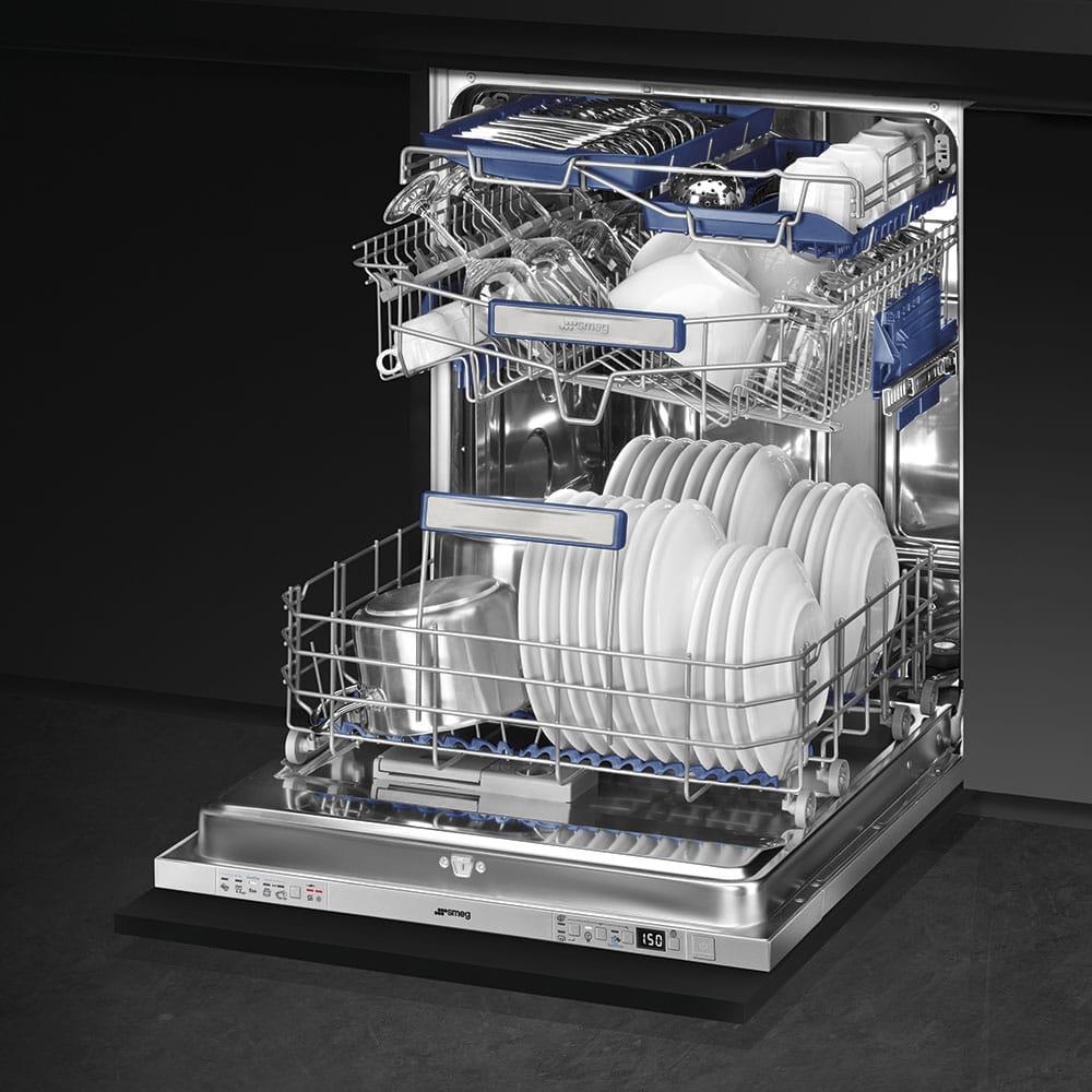 Посудомоечная машина SMEGSTL67339L - 1