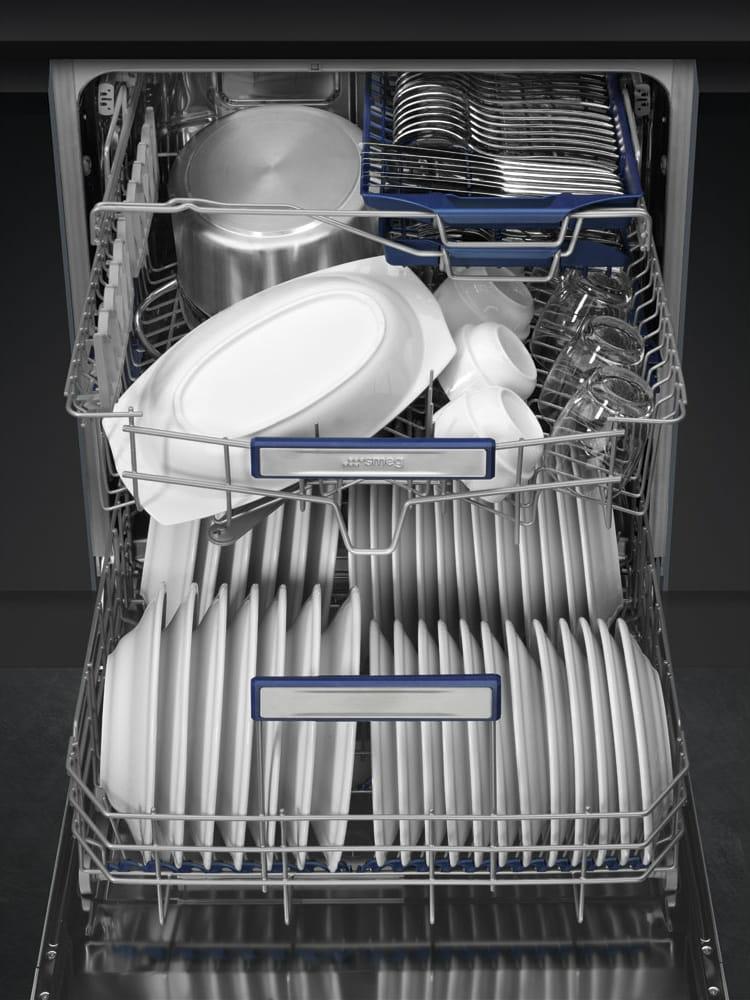 Посудомоечная машина SMEGSTL67339L - 4