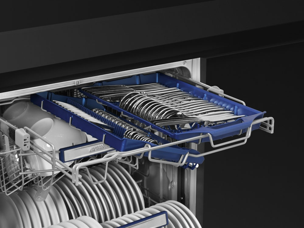 Посудомоечная машина SMEGSTL67339L - 5