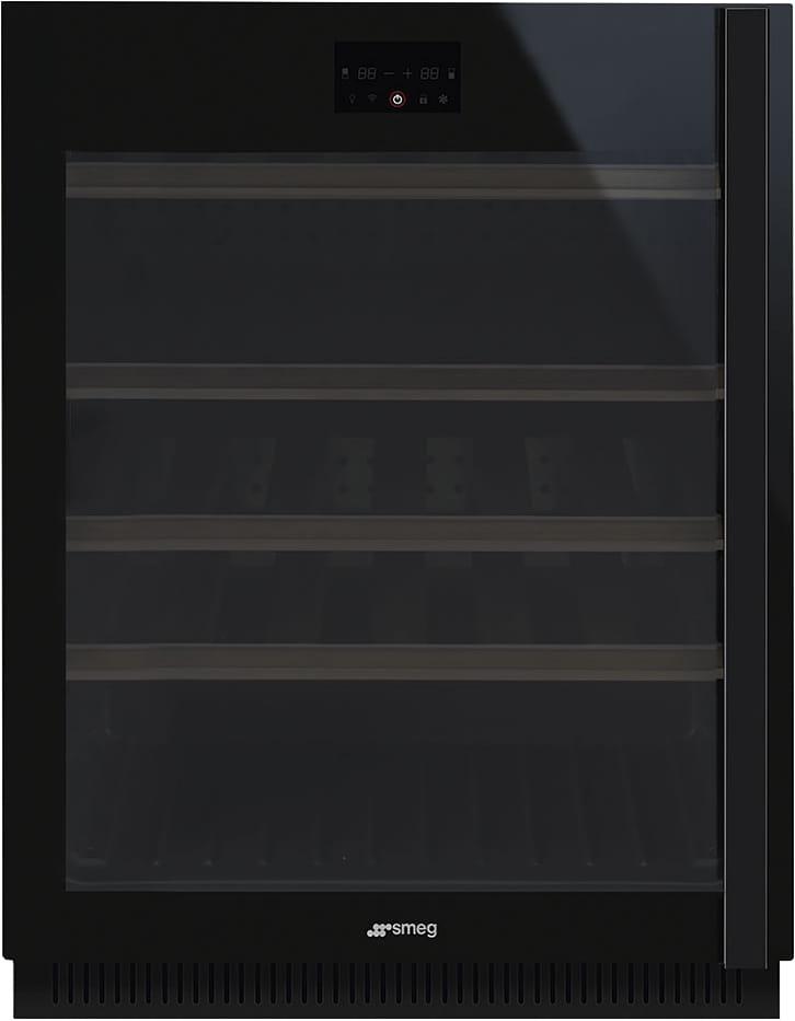Встраиваемый винный шкаф SMEGCVI638LWN3 - 1