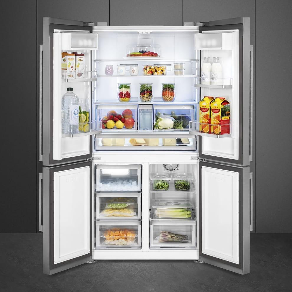 Холодильник SMEG FQ60XDAIF - 2