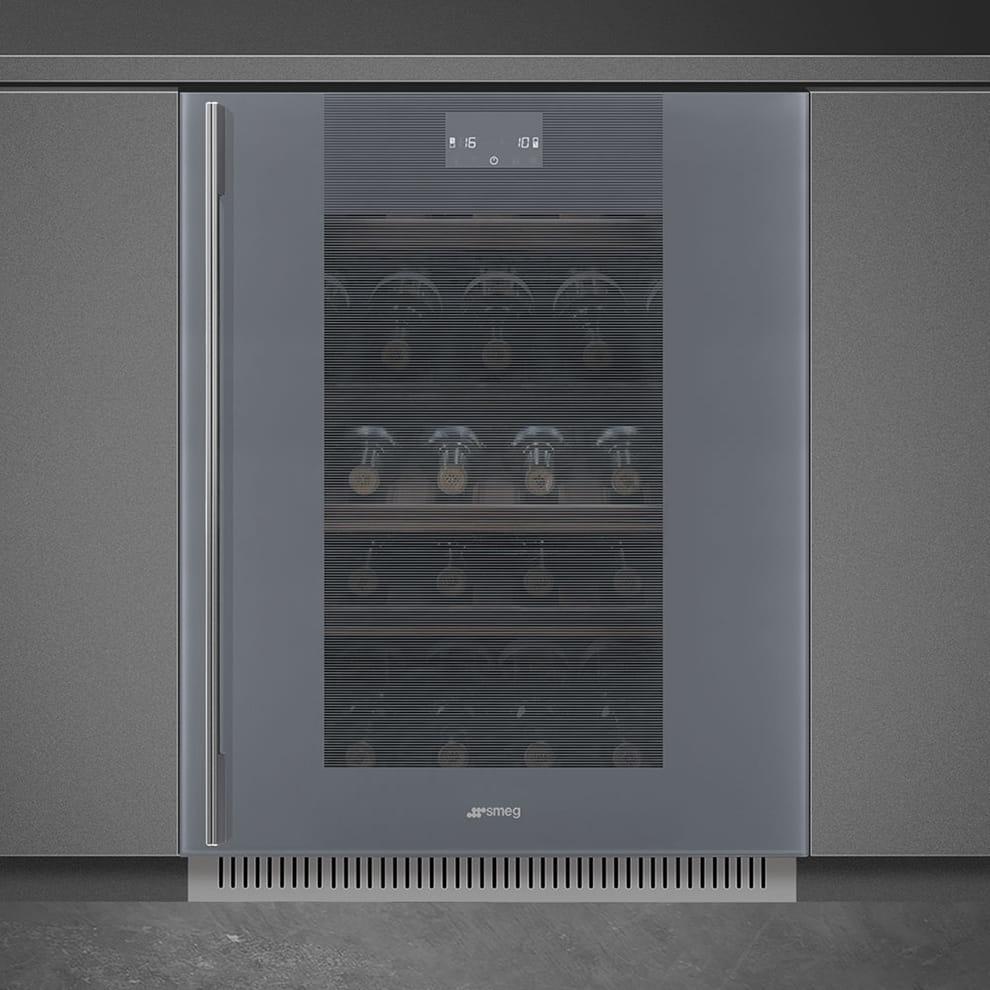 Встраиваемый винный шкаф SMEGCVI138RS3 - 1