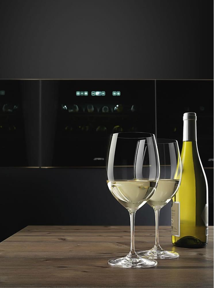 Встраиваемый винный шкаф SMEGCVI321X3 - 10