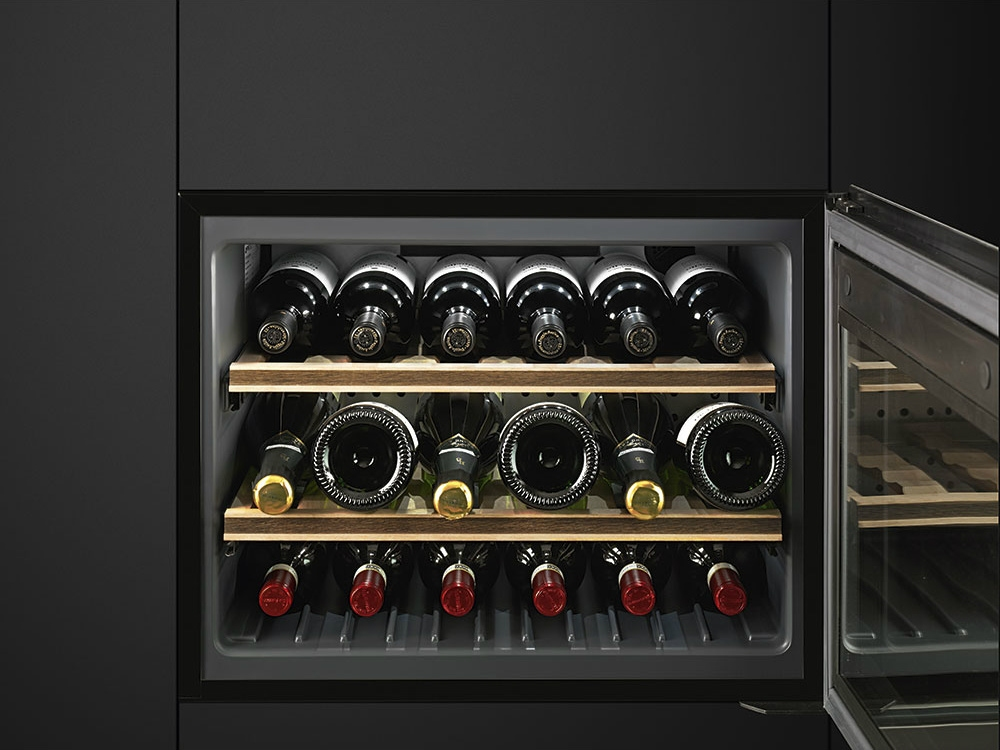 Встраиваемый винный шкаф SMEGCVI321X3 - 2