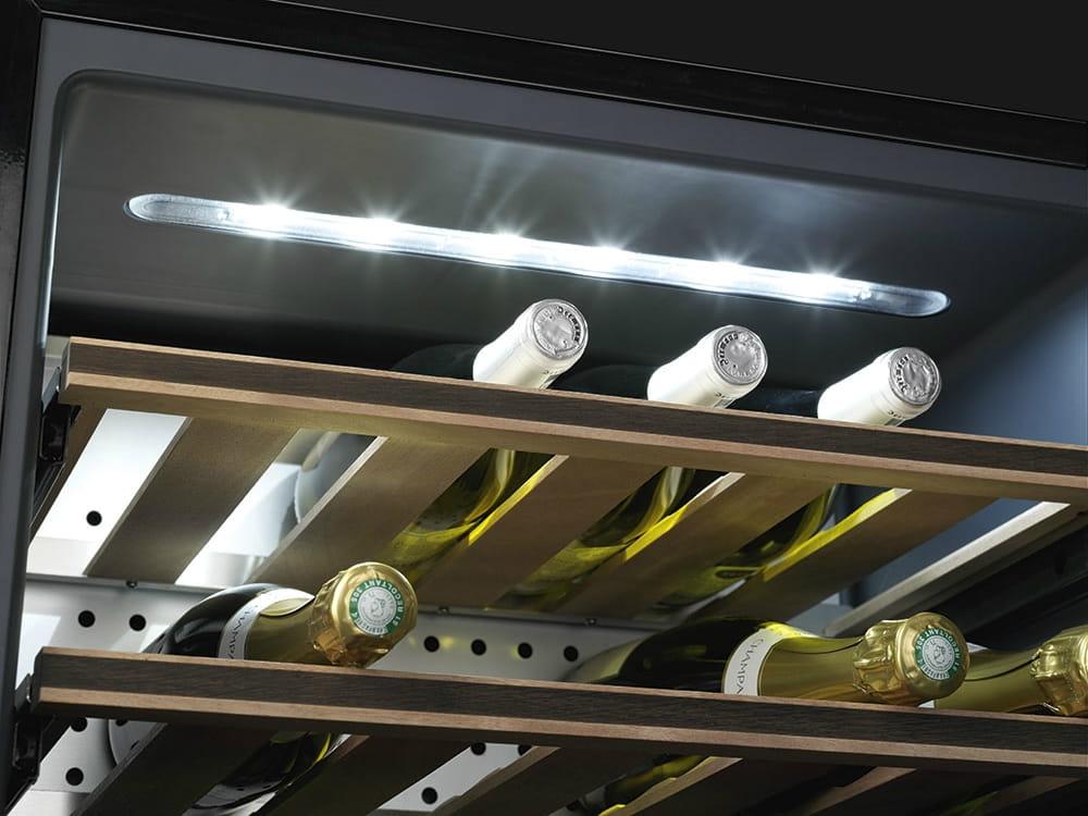 Встраиваемый винный шкаф SMEGCVI321X3 - 4