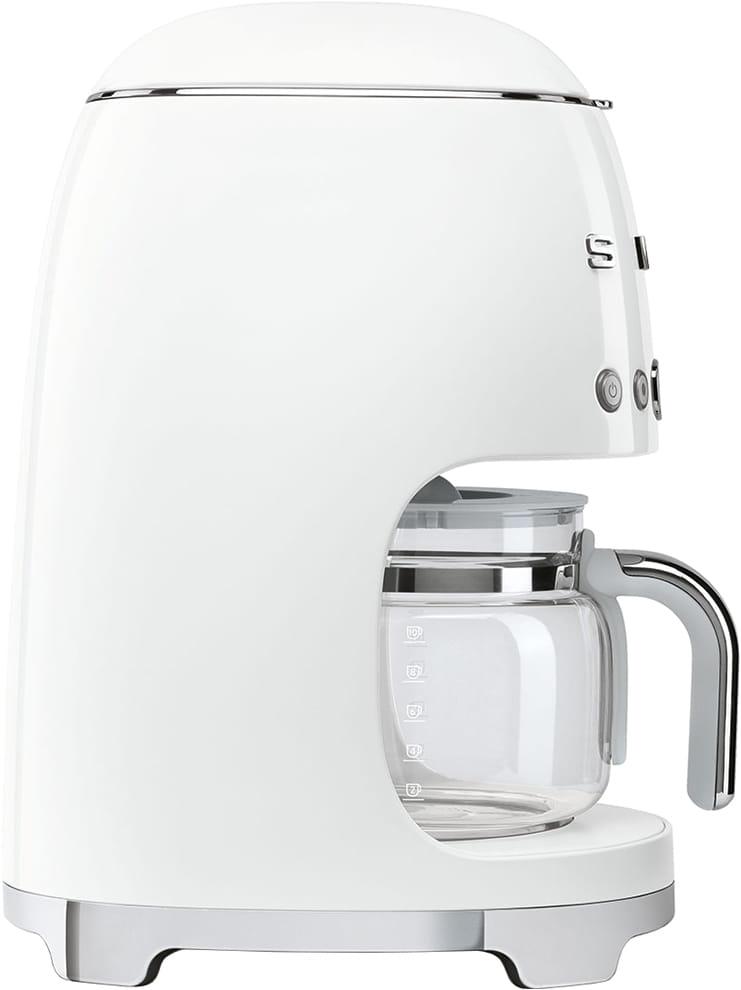 Капельная кофеварка SMEG DCF02WHEU - 4
