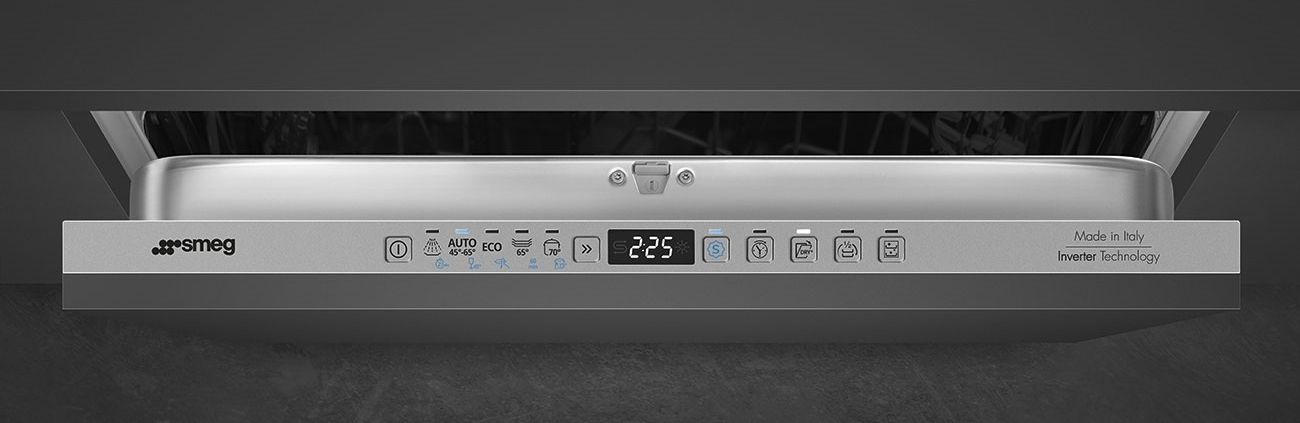 Посудомоечная машина SMEG STL323BQLH - 1