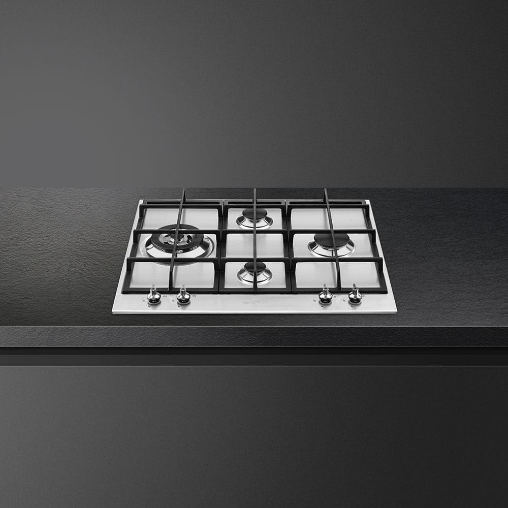 Газовая варочная панель SMEGPX364L - 1
