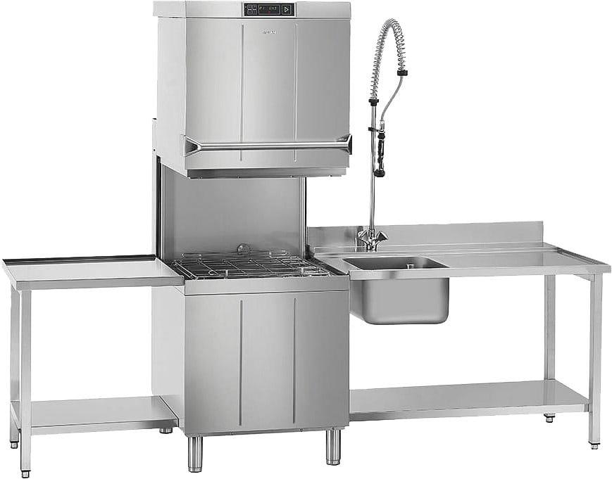 Купольная посудомоечная машина SMEG HTY611D - 9