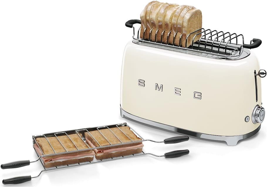 Тостер SMEG TSF02CREU - 3