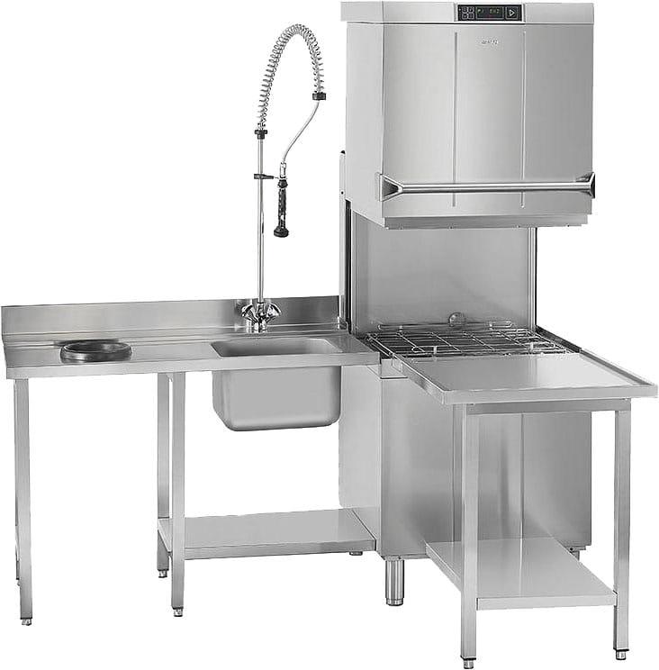 Купольная посудомоечная машина SMEG HTY611D - 11