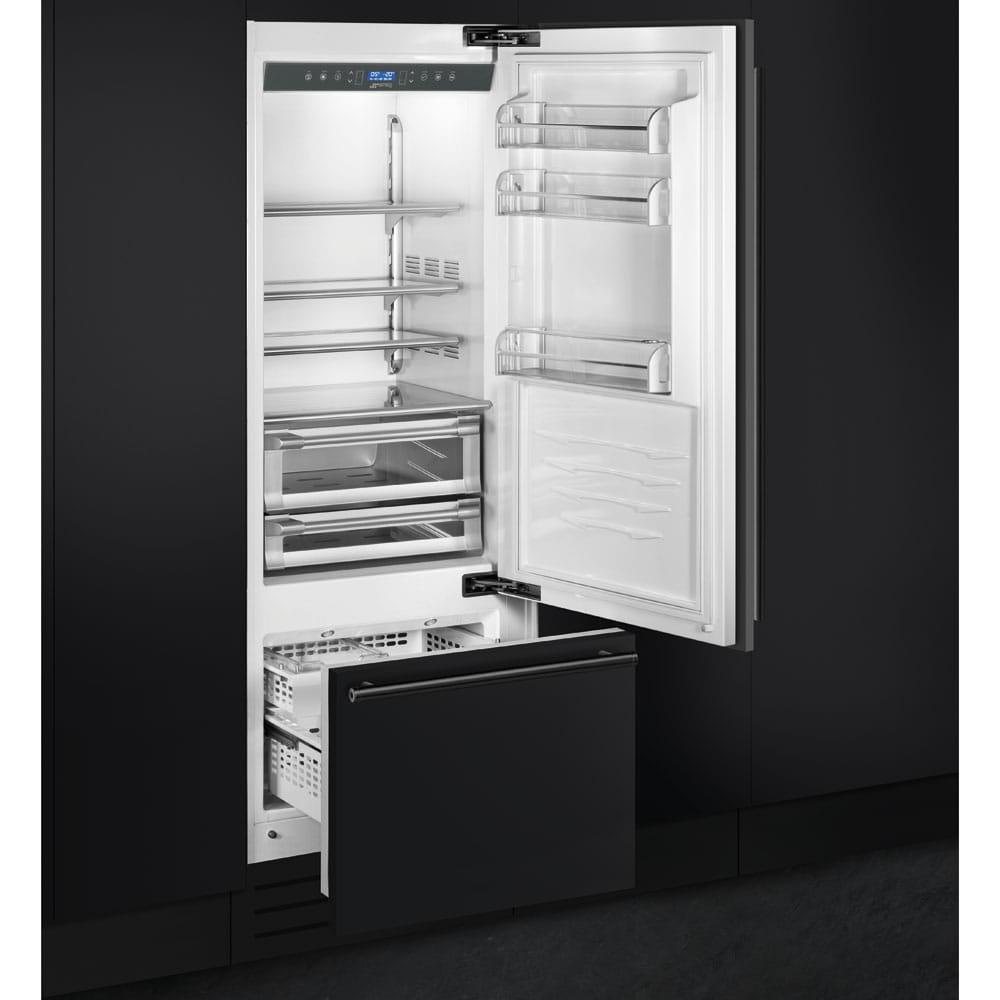 Холодильник SMEGRI76RSI - 1