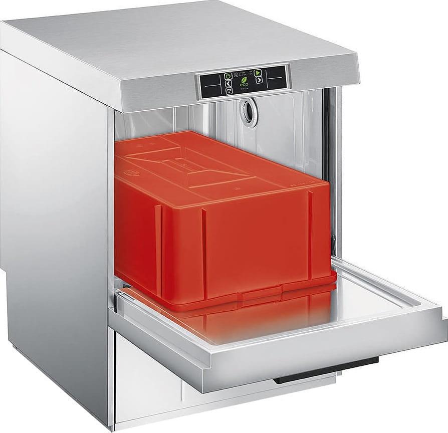 Посудомоечная машина с фронтальной загрузкой SMEG UD526DS - 3