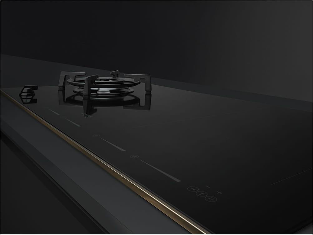 Комбинированная варочная панель SMEG PM6912WLDR - 5