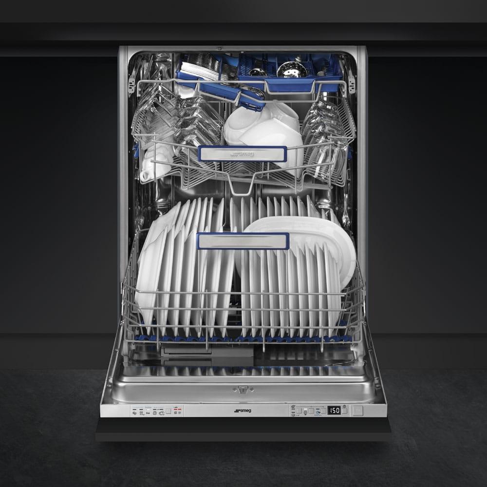 Посудомоечная машина SMEGSTL7235L - 2