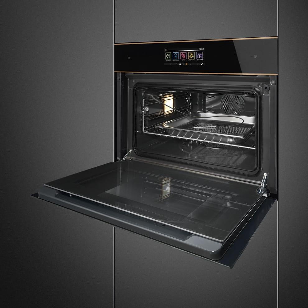 Электрический духовой шкаф SMEGSF4606WVCPNR - 2