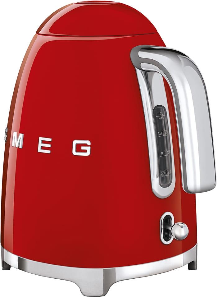 Чайник SMEG KLF03RDEU - 2