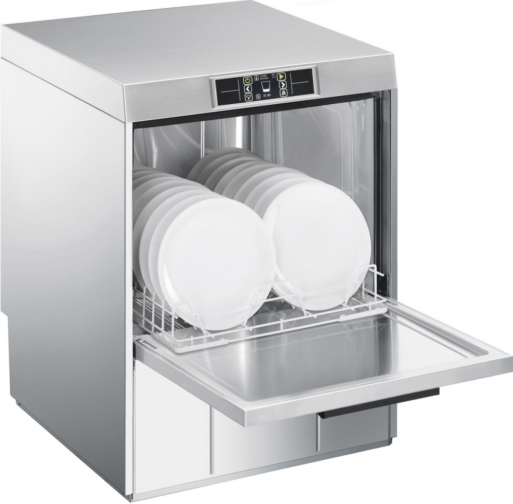 Посудомоечная машина сфронтальнойзагрузкой SMEGUD520DS - 11