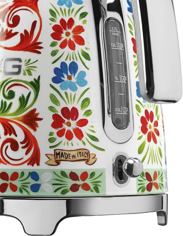 Чайник SMEG KLF03DGEU - 4