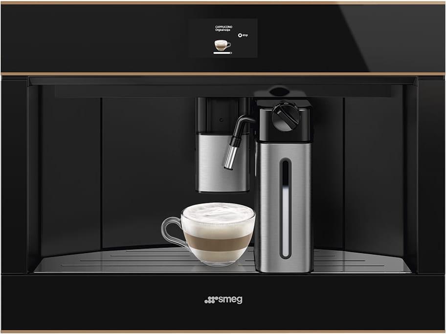 Встраиваемая кофемашина SMEG CMS4604NR - 5