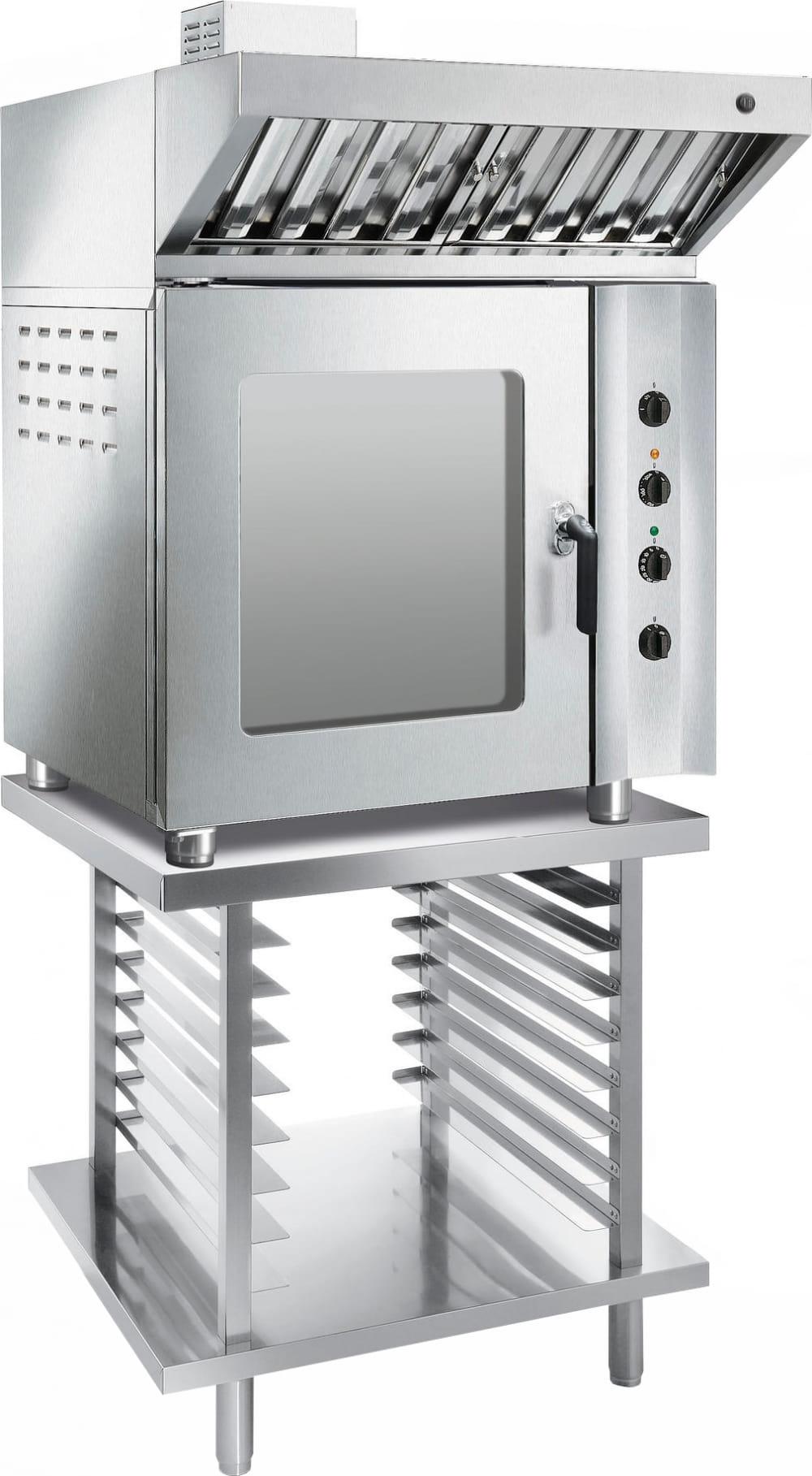 Конвекционная печь SMEG ALFA 241 XM - 3