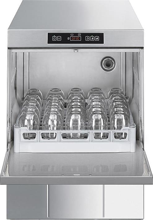 Посудомоечная машина с фронтальной загрузкой SMEG UD503DS - 10