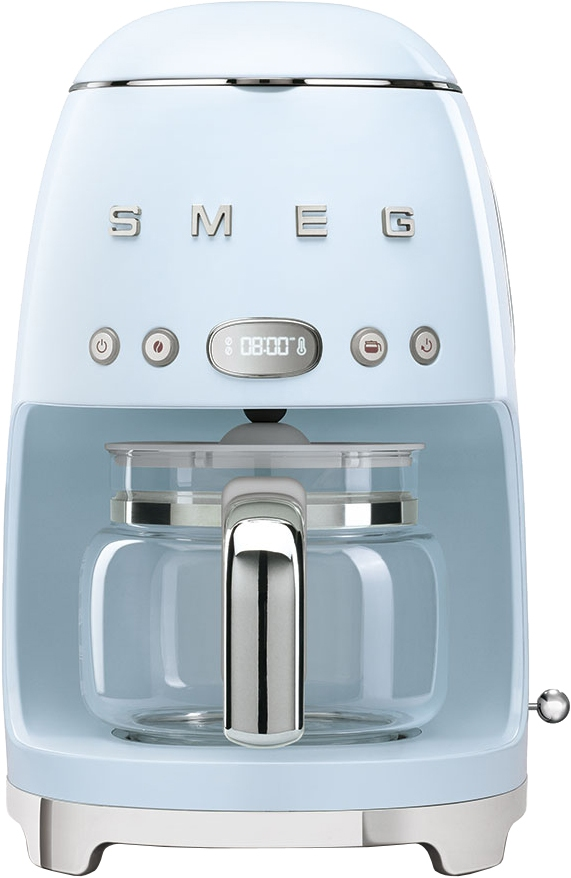 Капельная кофеварка SMEG DCF02PBEU - 2