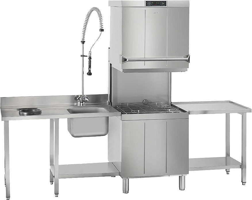 Купольная посудомоечная машина SMEG HTY611D - 10