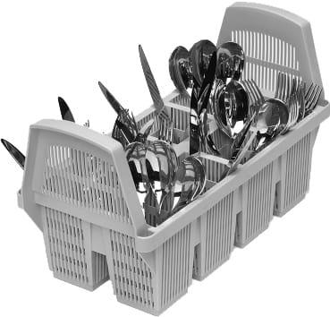 Кассета для столовых приборов SMEG PHOOS03 - 1
